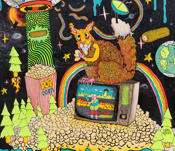 "53. Robin Nõgisto ""Psychedelic Squirrel"""